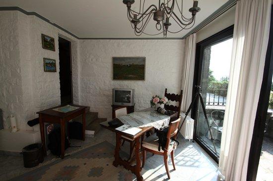 Barony Le Pergole:                                     Unser Appartement I B