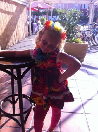 Chez Hesketh : aloha!