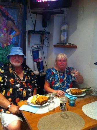 Chez Hesketh : hawaiian style