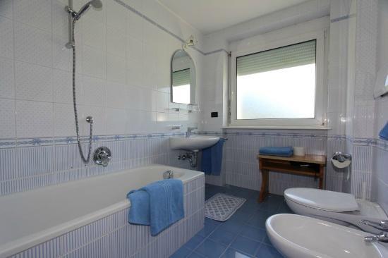 Residence Catarina Lanz: Bagno