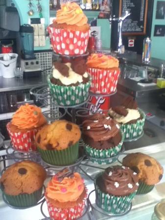 Ibiza Club Sandwich: famous cupcakes!