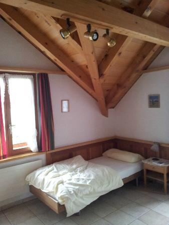 Hotel Appenberg: Zimmer, einzel