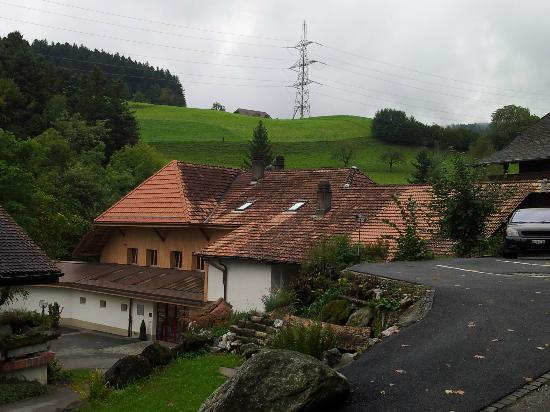 Hotel Appenberg: Umgebung vom Appenberg