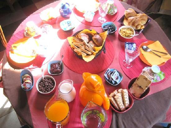 Lumie di Sicilia: 4.colazione