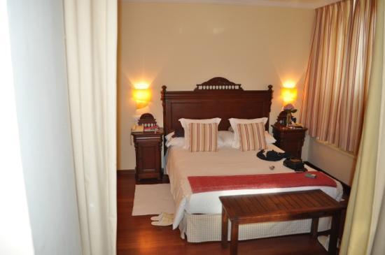 Casona de la Paca: our bedroom