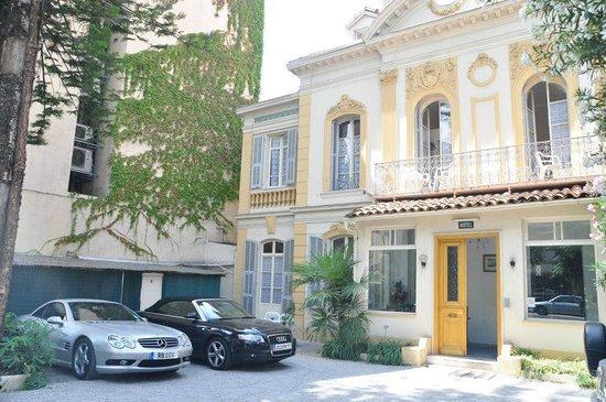 Hotel Belle Meuniere: private mansion