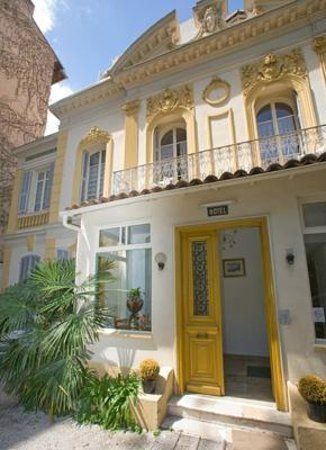 Hotel Belle Meuniere: historical house