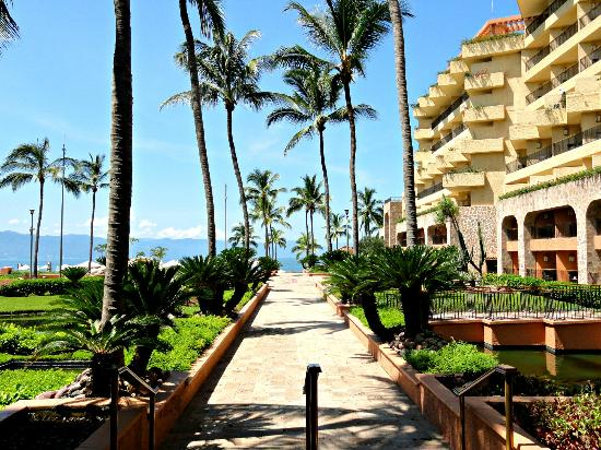 Marriott Puerto Vallarta Resort & Spa: Hotel