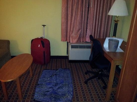 Hampton Inn Philadelphia-International Airport: Séjour