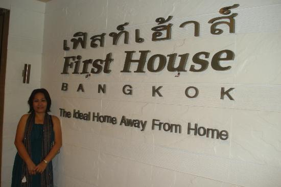 First House Bangkok: logo