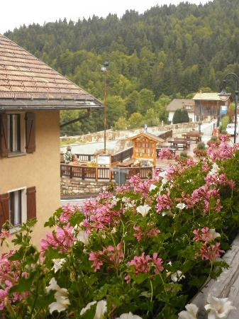 Hotel Al Sole: Panorama dal balconcino della camera
