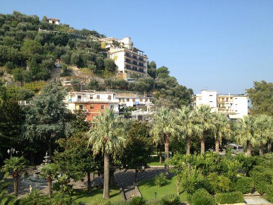 Grand Hotel Parco Del Sole: из номера