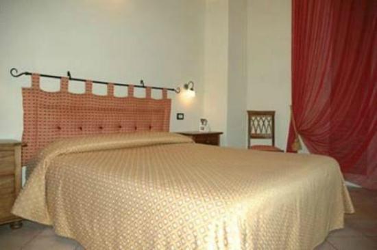 Hotel Rossi : Una camera dell'Hotel