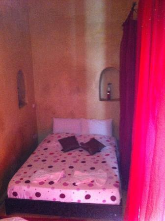 Riad Al Faras: Bedroom