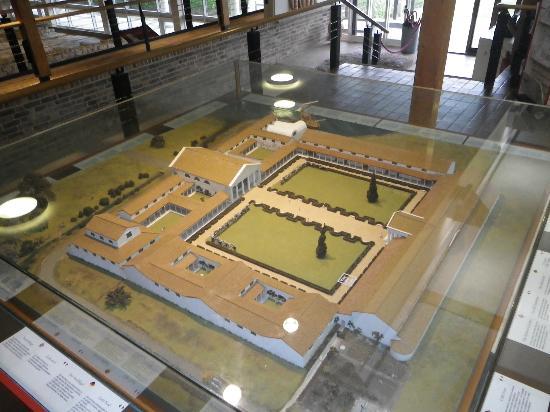 Roman Villa Locally