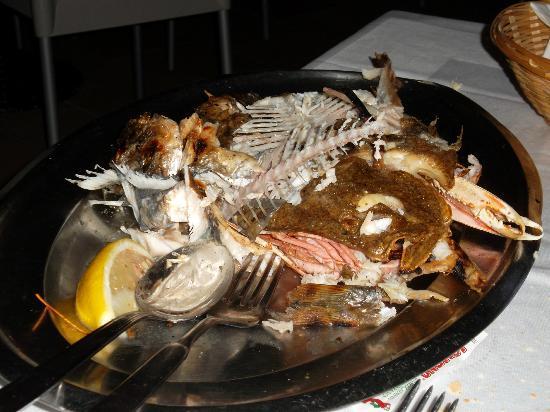 Trattoria Molo Sud : La strage dell'arrosto!!!