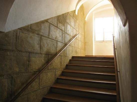 Residence Thunovska 19: We've maintained many of the original details of our building from 1527.