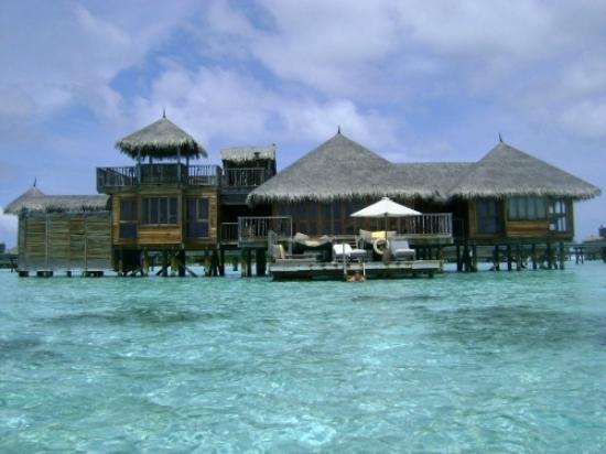 Gili Lankanfushi Maldives: Simply Stunning