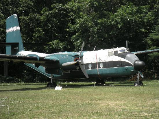 New England Air Museum: This was considered quite the ride back in the day.