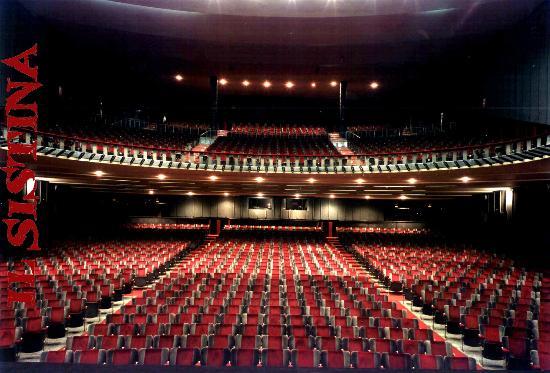 Teatro Sistina Roma Aggiornato 2018 Tutto Quello Che