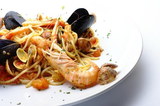Jurin Podrum: Spagetti frutti di mare