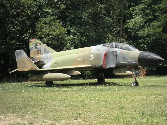 New England Air Museum: Many more vintage warcraft in the backyard. Make sure you go see these historic war machines.