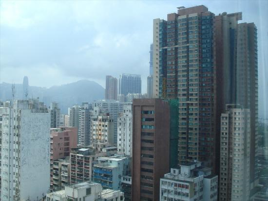 The Cityview Hong Kong: Hotel view...