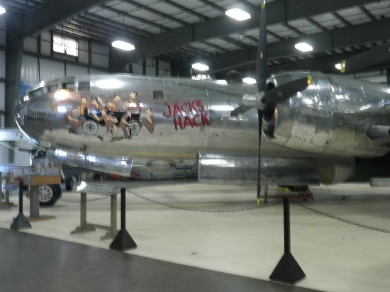 New England Air Museum: This is the plane...