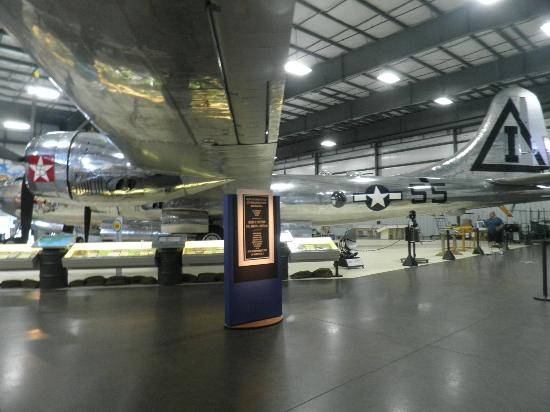 New England Air Museum: ...that ended WW 2.