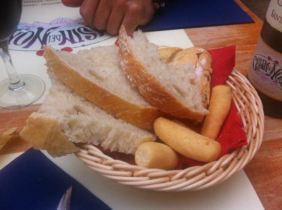 Al Casin dei Nobili: pan