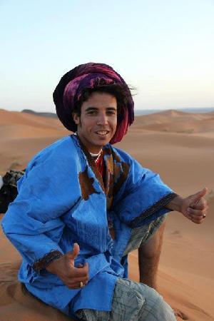 Merzouga, Marruecos: berber