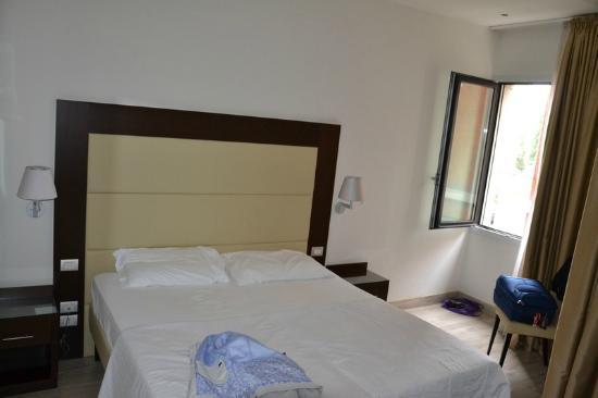 Hotel Lugano Torretta: chambre 106