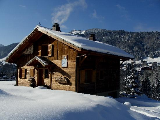 Chalet Alpine Refuge : getlstd_property_photo