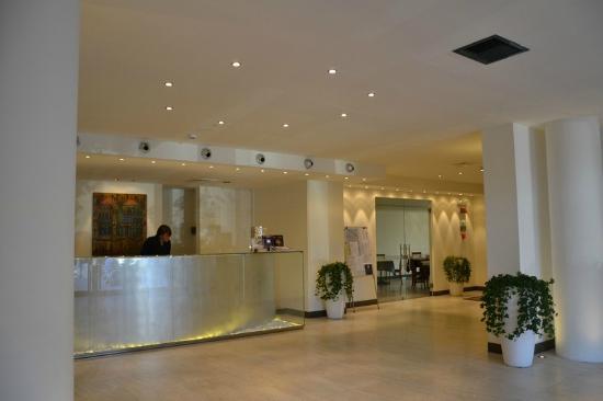 Hotel Lugano Torretta: hall de l'hôtel Lugano
