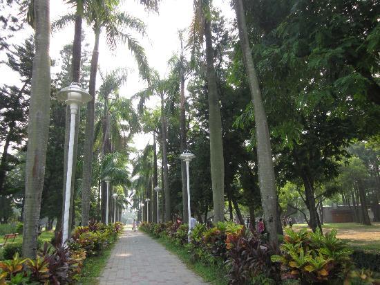 Tainan Park : 公園入口