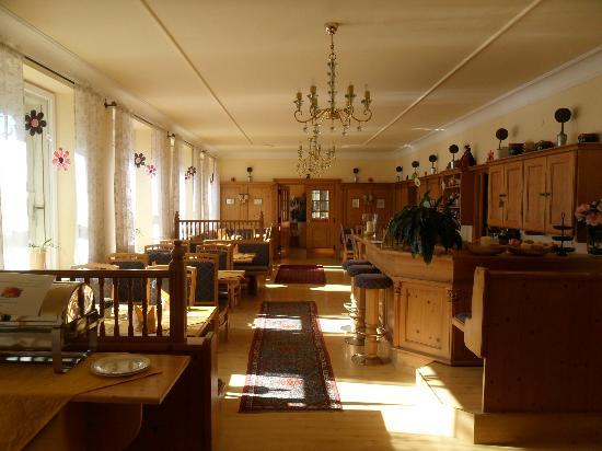Hotel Seehof: Dining room
