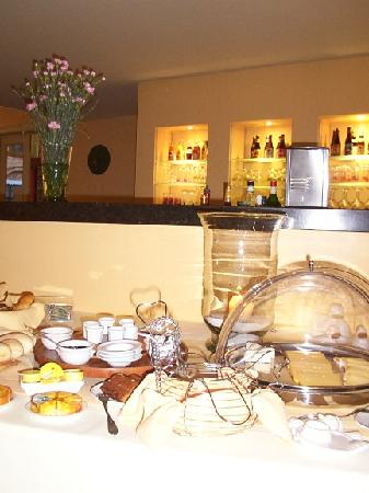 Albion Hotel: Start the day with an excellent breakfast buffet
