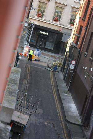 Lynam's Hotel: Another view from room