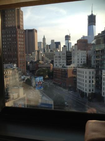 Soho Grand Hotel: view from room