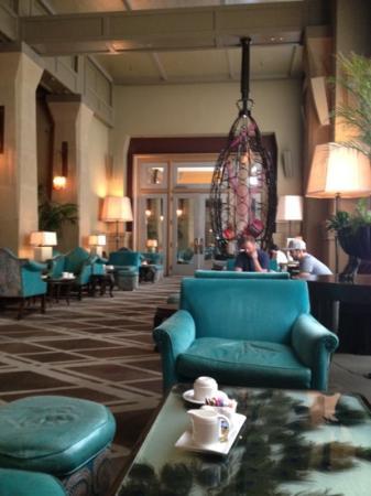 Soho Grand Hotel: lobby