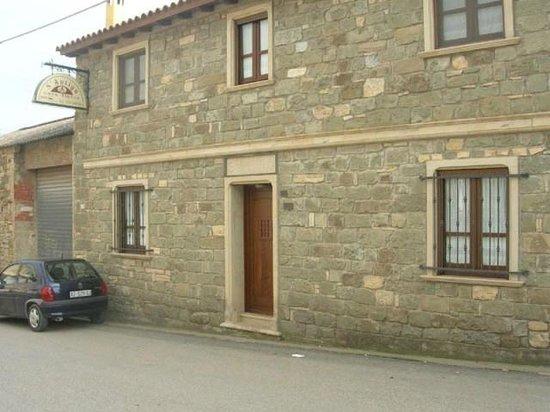 Casa Tipica S'antigu: facciata