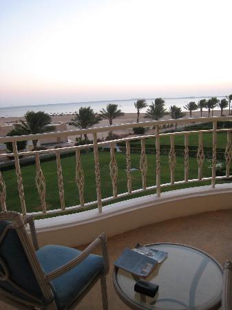 SENTIDO Palm Royale: sea view room