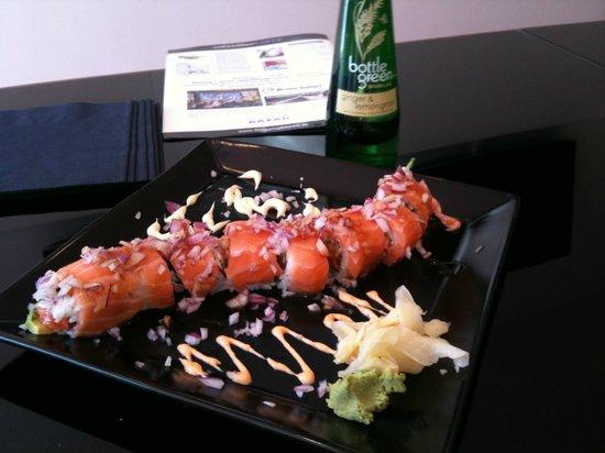 fisse i Kolding sushi Ølstykke