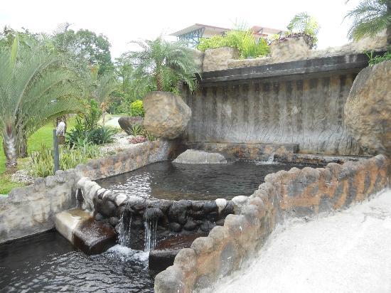 Termales Los Laureles: des eaux chaudes, chaudes !!!