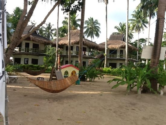 Daluyon Beach and Mountain Resort: The rooms at Daluyon