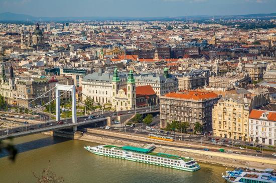 Free Budapest Walking Tours: город