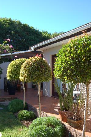 Bayside Guesthouse: Garden