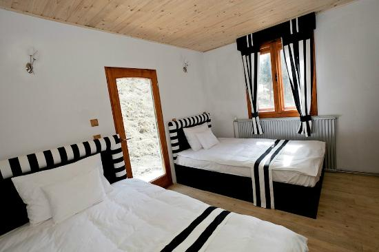 Gheorgheni, Rumania: Quadruple Room