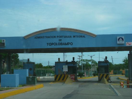 Baja Ferries: Bienvenidos a Topolobampo, Los Mochis, Sin.