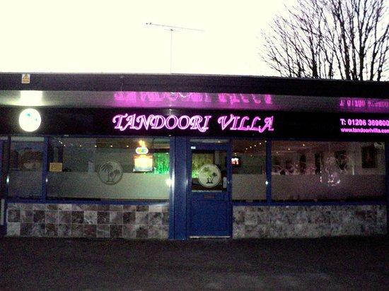 Tandoori Restaurant Villa Park